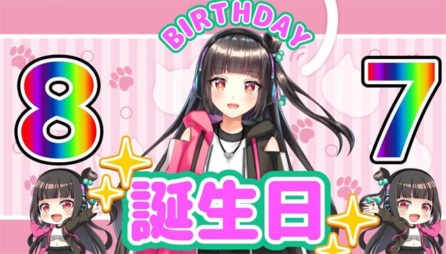 サクラハナ / Hana Sakura Ch.,年齢,誕生日