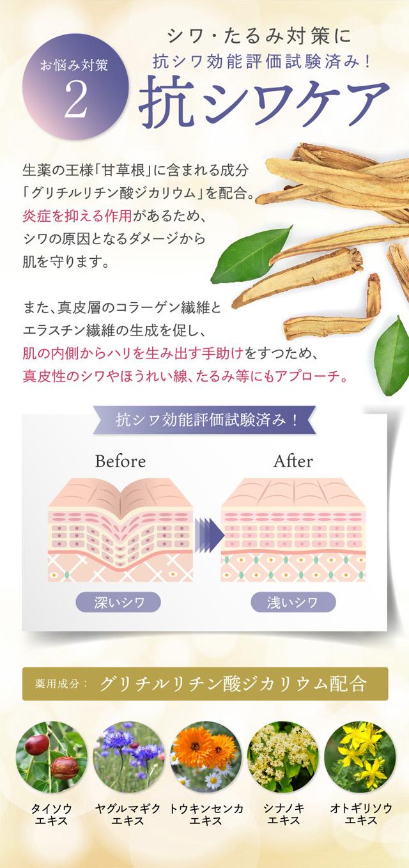 shimaboshi(シマボシ) コレクティブアイセラム,特徴,効果