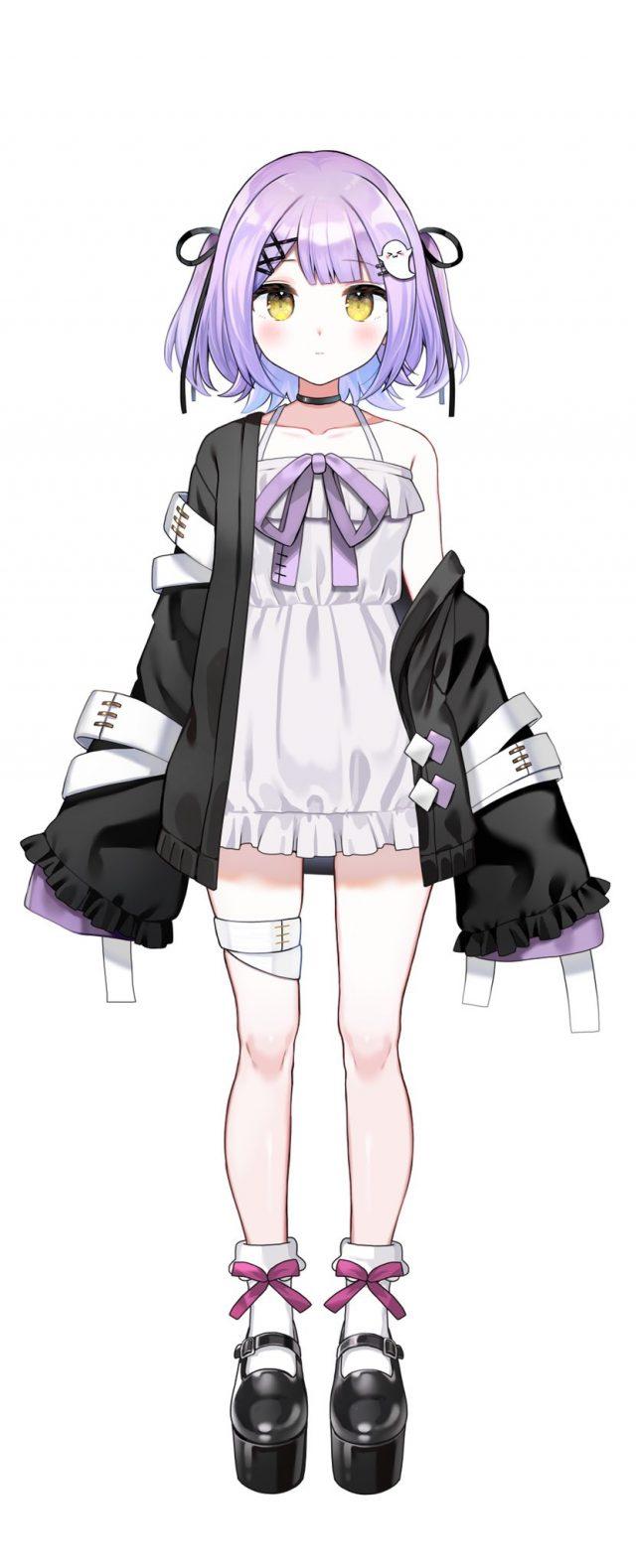 紫宮るな /shinomiya runa,身長